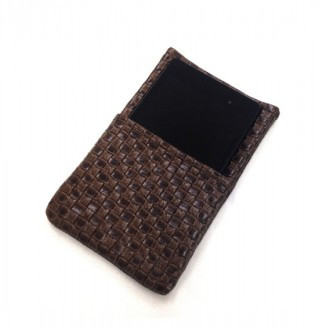 Handmade Tablet Pouch・タブレット用、電磁波遮断ポーチ
