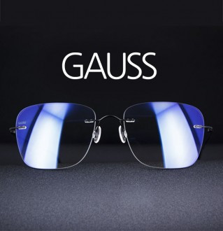 179  - ガウスメガネ&サングラスGAUSS、Designed by Germany