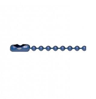 Blue Bead Chain・キューリンクブルービーズチェーン