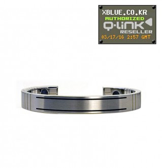 Men Stainless Steel Bracelet・男性用スチール・キューリンクブレスレット