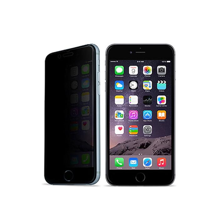 iPhoneの6 / 6S・ Privacyプライバシー強化ガラス