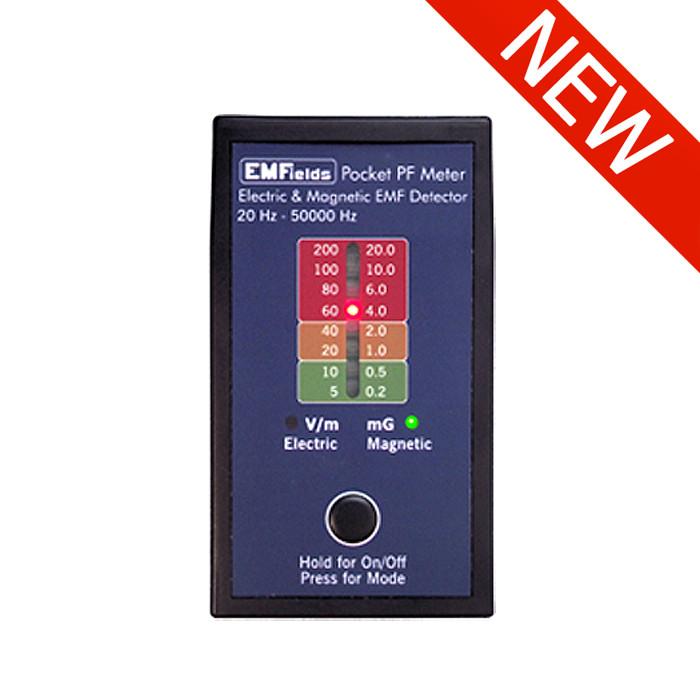 PF5携帯型・低周波測定器
