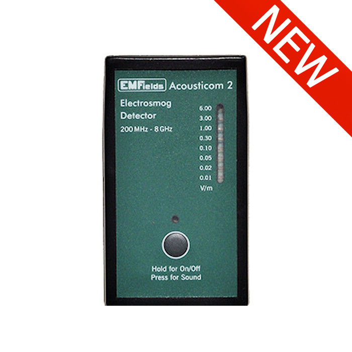 [レンタル/ 7日] Acousticom2・高周波測定器