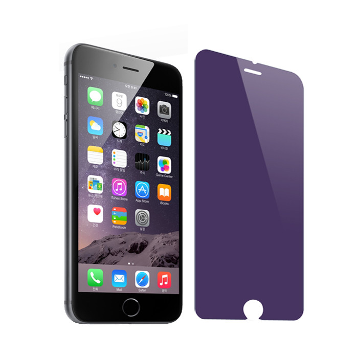 iPhone6・ブルーライトカット強化ガラス