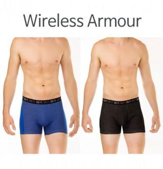 Wireless Armour電磁波遮断下着