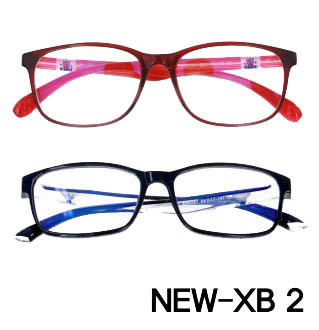 NEW XB 2・PC用ブルーライトカットメガネ